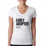 There are two sides to early adoption.